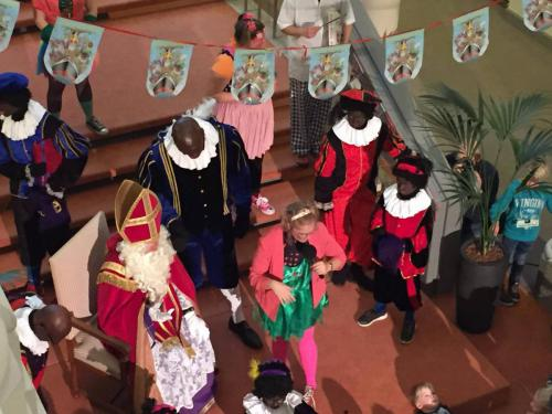 Sinterklaasfeest Ministerie Algemene Zaken Den Haag