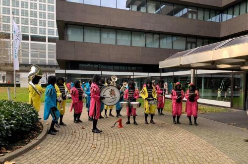 23 november 2019 Sinterklaasfeest Siemens